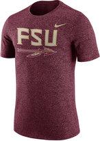 Nike Men's Florida State Seminoles Marled Logo T-Shirt