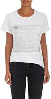 Each X Other Women's Appliquéd Cotton & Silk T-Shirt