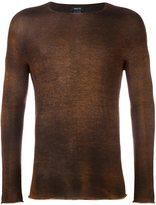 Avant Toi classic jumper - men - Silk/Cashmere - M