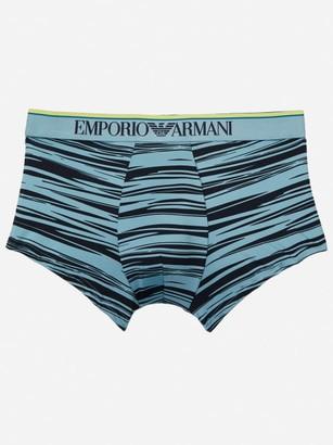 Emporio Armani Graphic Animalizer Trunk