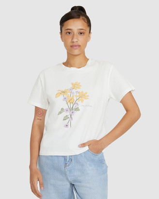 Don't Ask Amanda Botanical T-Shirt