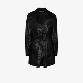 Y/Project Belted Wrap Jacket