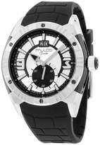 Mulco Fondo Croco MW118265021 Stainless Steel & Silicone Quartz 44mm Unisex Watch