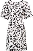 Proenza Schouler Short Sleeve Dress