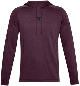 Under Armour Mens Project Rock Charged Cotton Hoodie