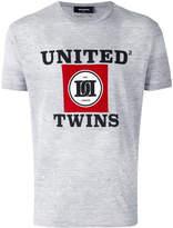 DSQUARED2 'United Twins' T-shirt