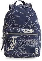 Herschel X-Small Grove Cotton Canvas Backpack