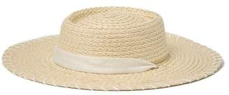 Vince Camuto Boater Straw Hat