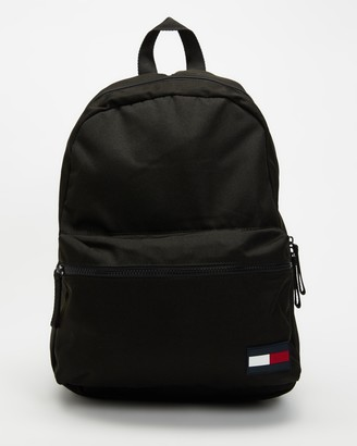 Tommy Hilfiger Black Backpacks - Tommy Core Backpack - Size One Size at The Iconic