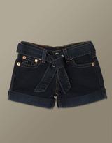 True Religion Girls Heidi Shorts - Nbd