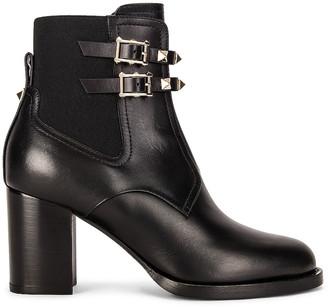 Valentino Beatle Boots in Nero | FWRD