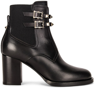 Valentino Garavani Beatle Boot in Nero | FWRD