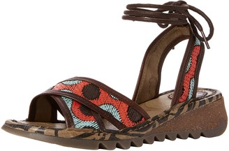 Fly London Women's Tima707Fly Wedge Sandals