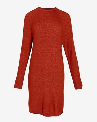 Express Crew Neck Sweater Dress