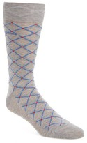 BOSS Men's Rs Design Modern Argyle Socks