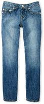 True Religion Boys 8-20) Big Stitch Straight Jeans