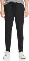 ATM Anthony Thomas Melillo ATM Drawstring Raw Cut Tapered Fit Pants