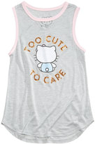 Hello Kitty Graphic Tank Top, Big Girls (7-16)