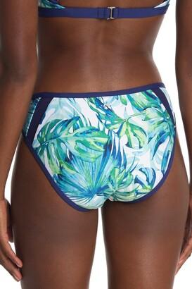 Next Staycation Retro Patterned Bikini Bottoms