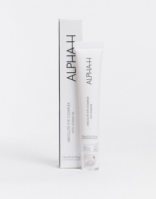 Alpha-h Absolute Eye Serum with Hyaluronic Acid 15ml