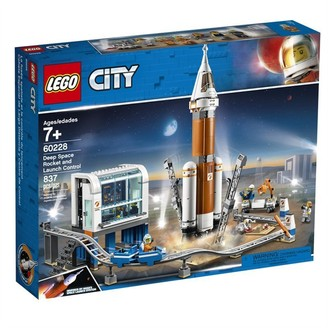 Lego City Space Port Deep Space Rocket and Launch Control - 60228
