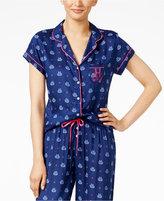 Tommy Hilfiger Girlfriend Pajama Top