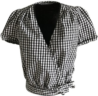 Madewell Black Cotton Top for Women