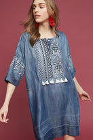 Vineet Bahl Embroidered Caftan Dress