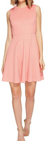 Rebecca Taylor Pink Textured Dress