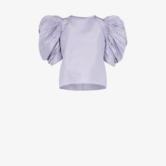 NACKIYÉ Lolita pouf sleeve top