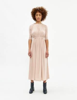 Rachel Comey Women's Gusta Jersey Dress in Oyster, Size 4