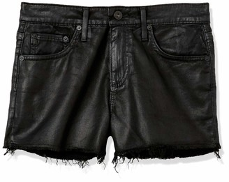 AG Jeans Women's Brynn Cut-Off Denim Short