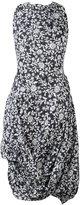 Vivienne Westwood floral print dress