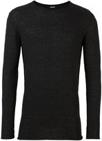 Diesel crew neck jumper - men - Nylon/Wool/Alpaca - M
