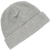 Portolano Cashmere Ribbed Hat