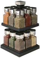 Olde Thompson Square Rotating Spice Rack - 16 Jars