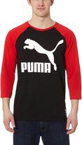 Puma Archive Logo Raglan T-Shirt