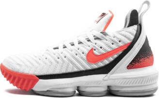 Nike LeBron 16 'Hot Lava' Shoes - Size 7