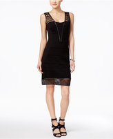 Jax Crochet Sheath Dress