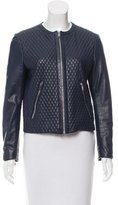 Prada Quilted Leather Jacket
