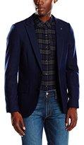 Scotch & Soda Men's Wool Blazer