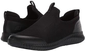 Skechers Cessnock Colleton (Black) Men's Shoes