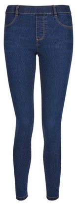 Dorothy Perkins Womens Petite Indigo 'Eden' Lightweight Jeggings