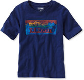 L.L. Bean Boys' Short-Sleeve Graphic Tees
