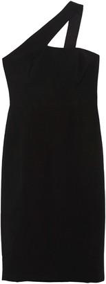Maggy London One Shoulder Strap Sheath Dress