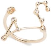 Lulu Frost Zodiacs Leo + Fire Ring