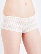 Heidi Klum Intimates Dreamtime lace boyshort briefs