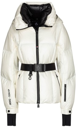 MONCLER GENIUS Grossaix down ski jacket