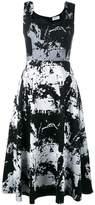 Osman jacquard dress