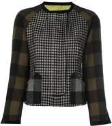 Etro gingham check jacket